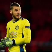 Why De Gea Missed Manchester City's Clash Game And He Was Not Injured?