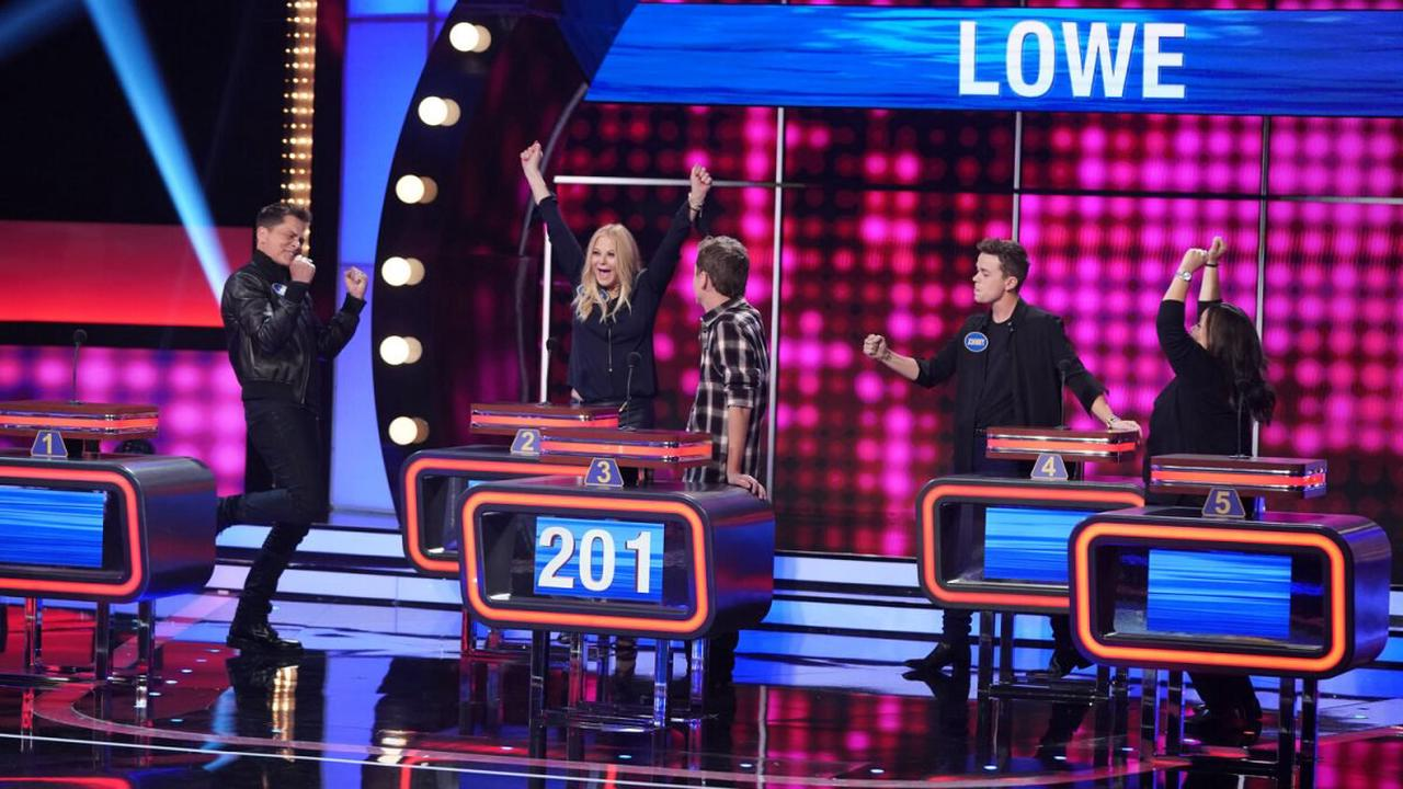 'Celebrity Family Feud': How Rob Lowe Made His Wife's 'Dream' Come True