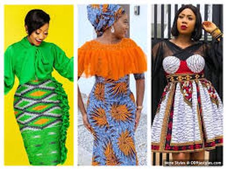Latest Ovation Of Ankara Dress For Your 2020 Ceremonies