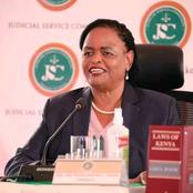 Justice Martha Koome's Words About Property Entitlement Wows Kenyans Who Demand The Following