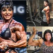 Meet Irene Anderson, One Of The Top Female Bodybuilders In The Word