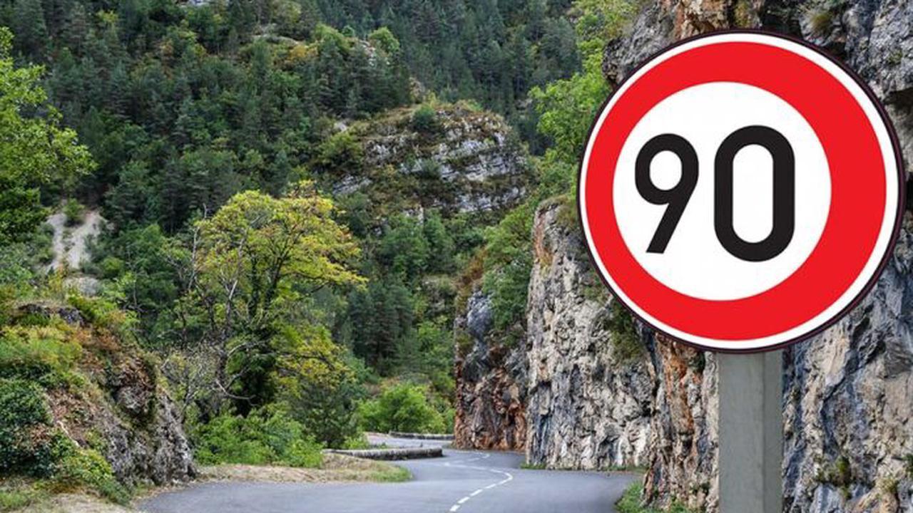 [Aveyron] Le retour aux 90 km/h dans quelques mois