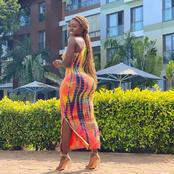 See beautiful pics of Hajia Bintu looking stunning in these outfits