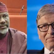 Nigerians Slams Dino Melaye For Blasting Nigeria Government With This Bill Gates Quote