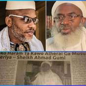 Reactions As Nnamdi Kanu Quotes Sheik Gumi In A Newspaper Where He Called Boko Haram A Blessing