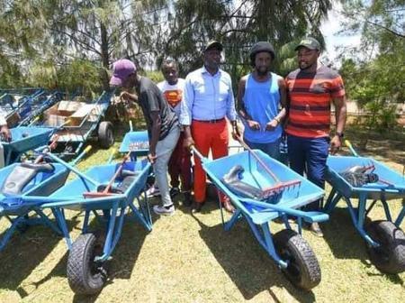 VIDEO: Buzeki Dismantles Ruto's Wheelbarrow Narrative