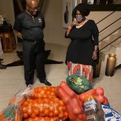 'You're Going To Prison' - Women Who Donated Groceries To Jacob Zuma's Family