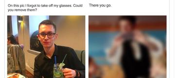 Il retouche des photos d'internautes avec humour (et Photoshop) !