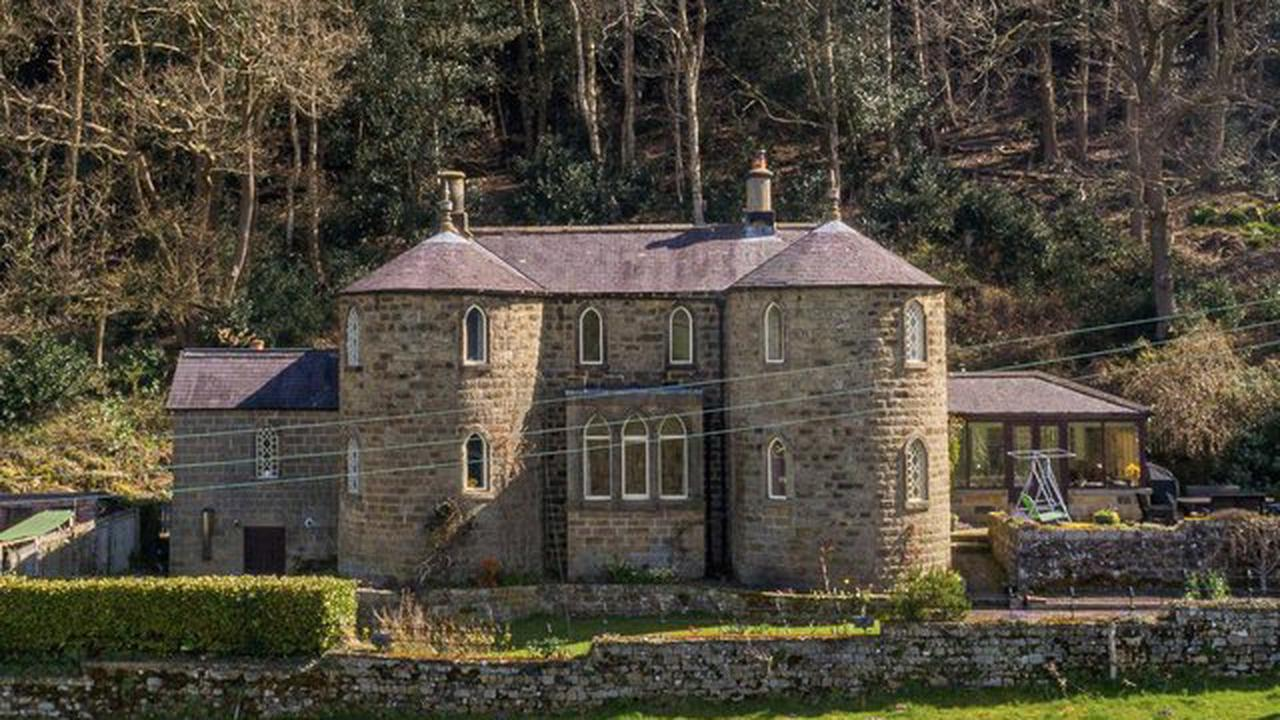 Take a look inside this magnificent fairy-tale castle on the market in Yorkshire