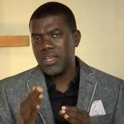 Reno Omokri on Polygamy: I don't know if it is a sin. David and Abraham were polygamists.