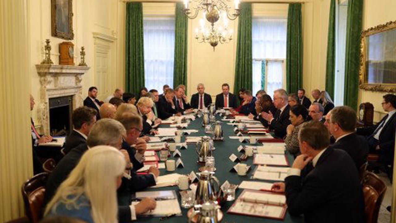 Gavin Williamson sacked as education secretary by Boris in reshuffle
