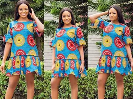 Attractive Ankara gowns for you