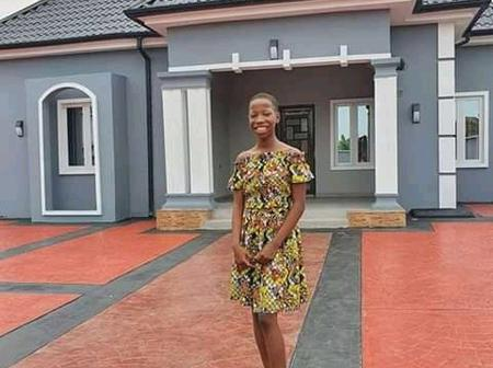 Three Things To Learn From Emmanuella As She Builds House For Her Mother