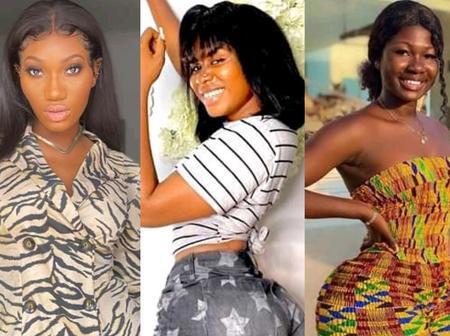 Who Looks More Beautiful Between Benedicta Gafa, Moesha Boduong, Wendy Shay And Yaa Jackson.