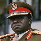 Kenyan Woman Ex Ugandan President, Idi Amin Dated