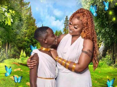 Le fils de Vitale répond de manière intelligente à une fille qui a osé s'attaquer à sa mère !