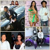 Young MA with Her Girlfriend and Own Cars