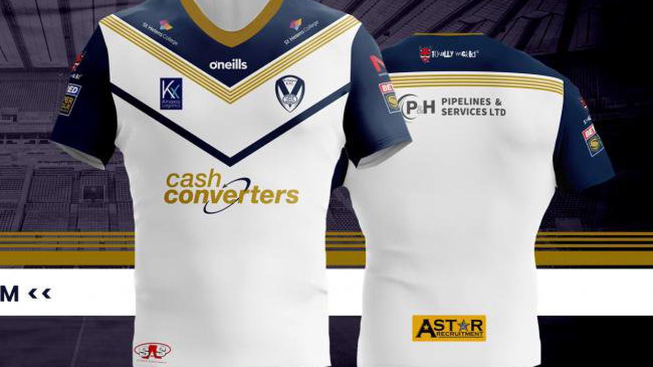 Saints unveil the shirt they will wear for Magic Weekend at Newcastle