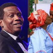 """""""Adeboye Is A Husband Every Woman Wants""""- Wife of RCCG General Overseer Writes Him Romantic Letter"""