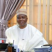 Read What Saraki Said After Court Rejected The Forfeiture Order By The EFCC Against His Property.