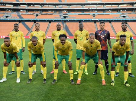 Fielding Seven Defenders Has Nothing To Do With My Selections, All We Need Is To Win - Ntseki.