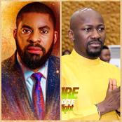 See what Deji Adeyanju said about Apostle Johnson Suleman