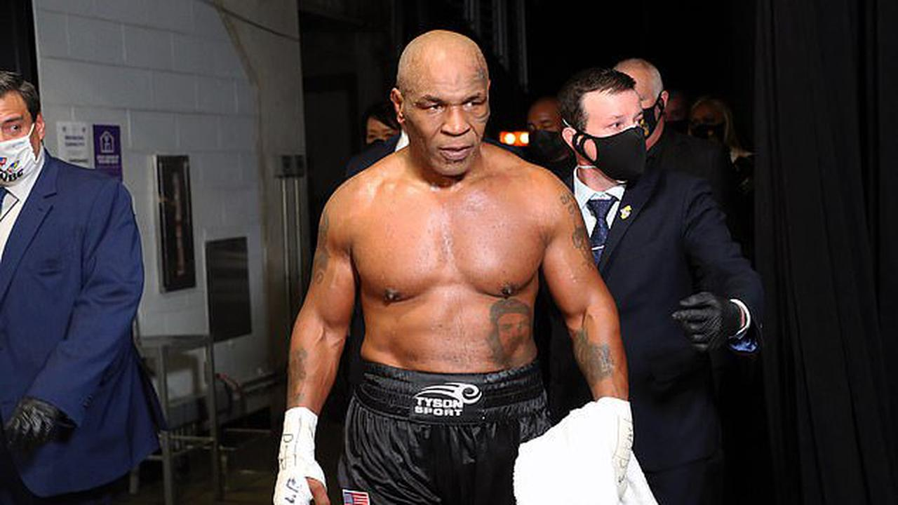 Heavyweight legend Mike Tyson reveals his grand plan to face old rivals Lennox Lewis and Evander Holyfield this year, followed by an exhibition with Tyson Fury before quitting boxing for GOOD