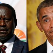 The Day Raila Lied to Be Obama's Cousin (VIDEO)