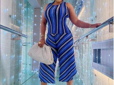 'I'm a Queen for life', Nollywood Actress, Mercy Aigbe Brags