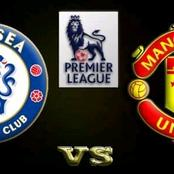 Chelsea vs Manchester United: Confirmed lineups
