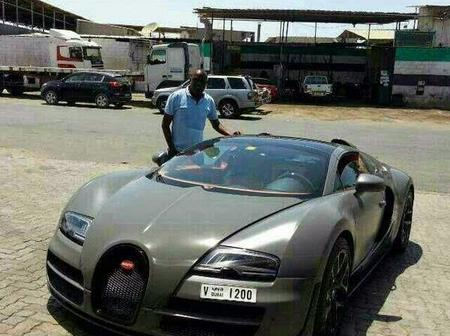 Expensive Cars Owned By Kenyan Tycoons