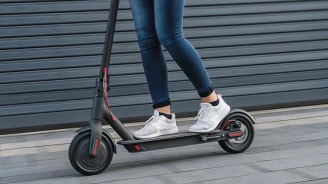 Police issue a warning for those on E-scooters to abide by the rules