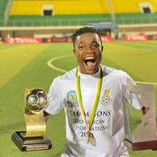 Ghanaian player for a top-notched club urged to be given more opportunities to show his worth