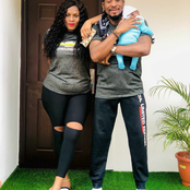 Actor Junior Pope Really Has A Cute Family (See photos)
