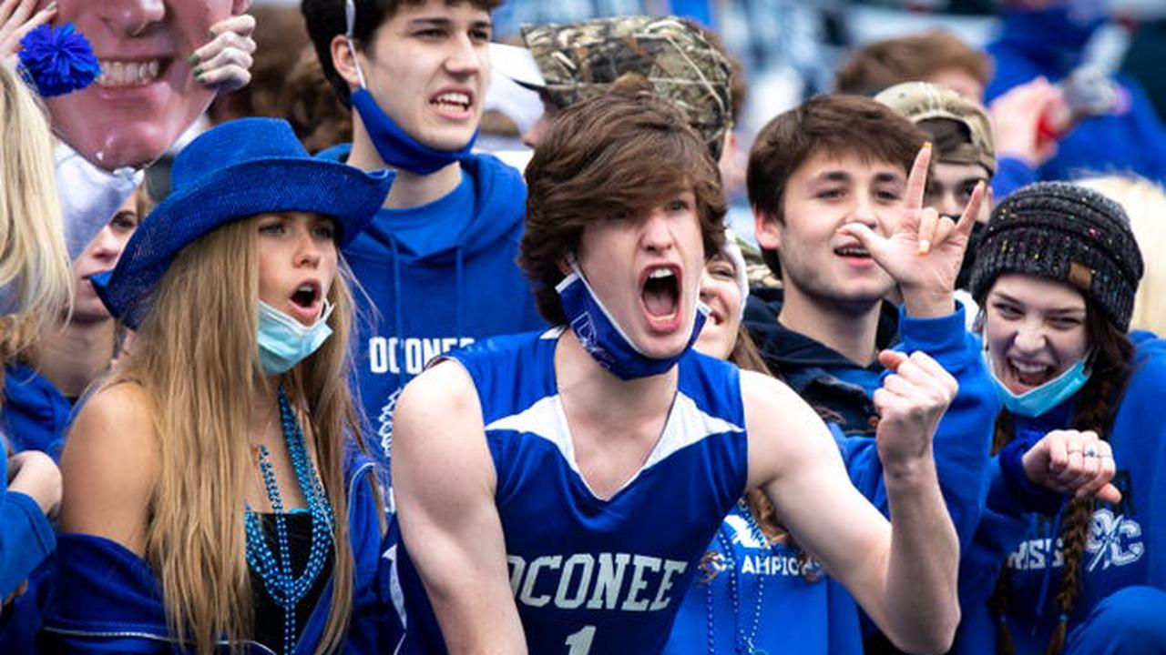 Oconee High Warriors to play for state title