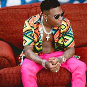 Check out the ₦373,262 outfit wizkid wore for his new music video
