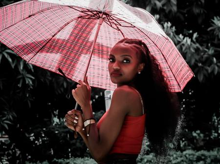 The Kenyan Cinderella! Meet Tracey Manja The Model!