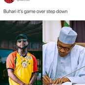 Davido, Burnaboy, And Runtown Are Taking This Protest Too Far, What They Posted On Twitter Is Wrong