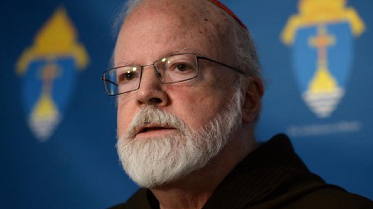 Cardinal O'Malley gets first dose of vaccine