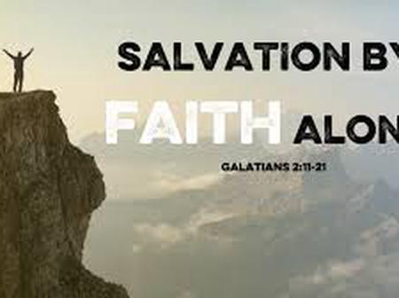 God Of Salvation Would See You Through In Any Affliction.