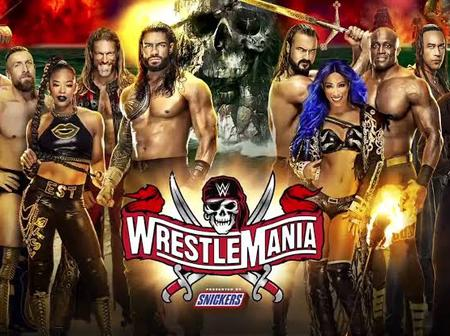 WRESTLEMANIA 37: All matches and predictions for this weekend's showdown