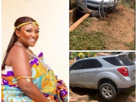 Abena Moet of Despite Media involved in fatal accident