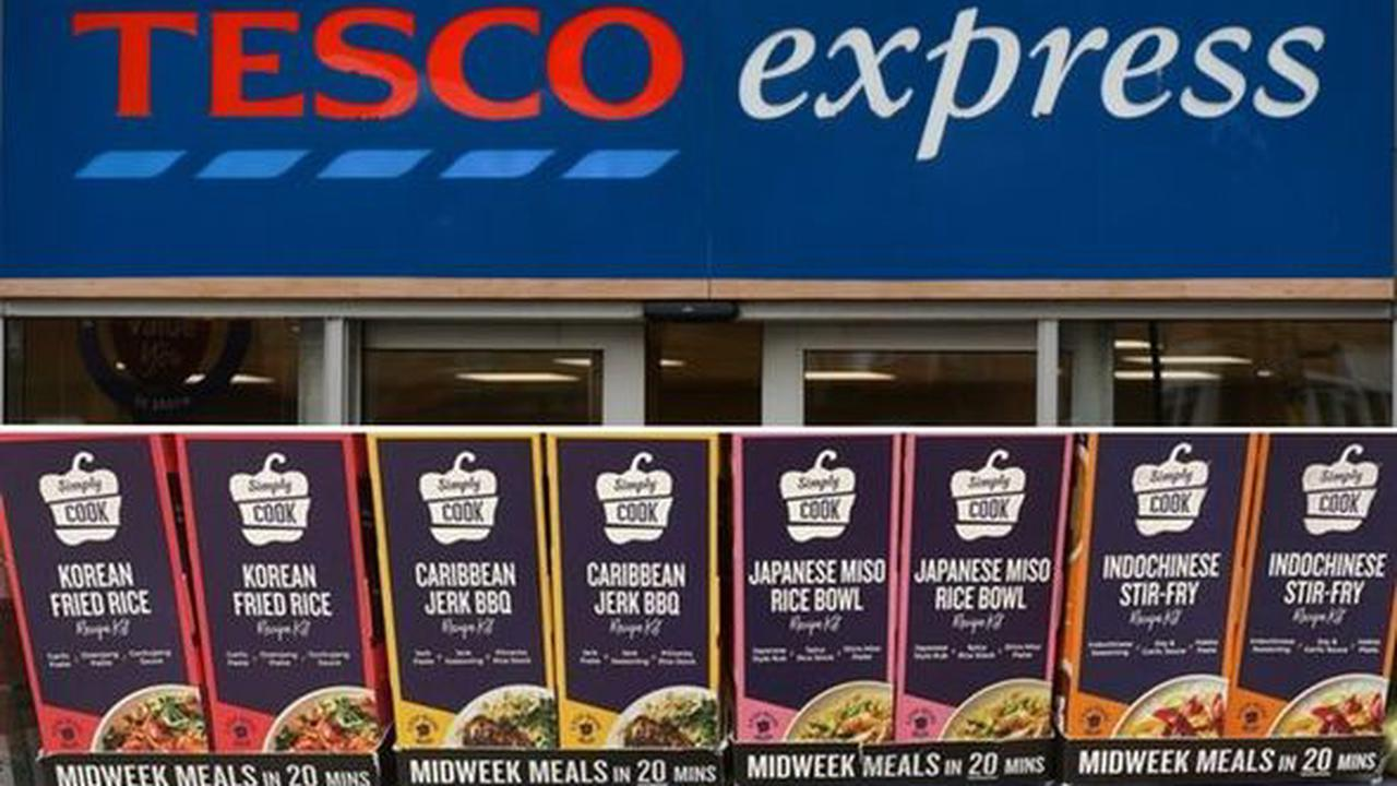 Tesco launch meal boxes from £20 to create restaurant style dinners at home