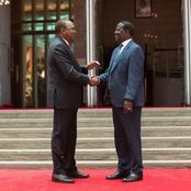 Mixed Reactions From Kenyans on Allegations About End of Handshake Between Raila And Uhuru