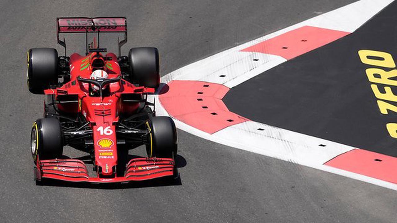 Crash-Festival im Qualifying: Leclerc holt Pole vor Hamilton – Verstappen sauer
