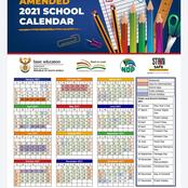 Reminder to check the latest amended 2021 school calendar, to avoid confusion of closing dates Opini