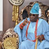 EndSARS: Reactions As Oba of Lagos Claims $2 Million and N17 Million Stolen from His Palace