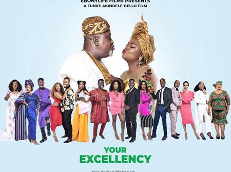 Opinion: Have you watched Funke Akindele directorial debut film,