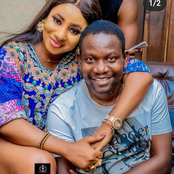 Popular Yoruba Actor, Afeez Owo Pencil Down Affectionate Note On His Wife's 42nd Birthday Today