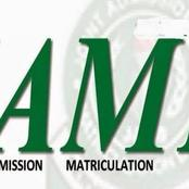 Examination Update: All 2021 UTME Candidates Should Take Note of This